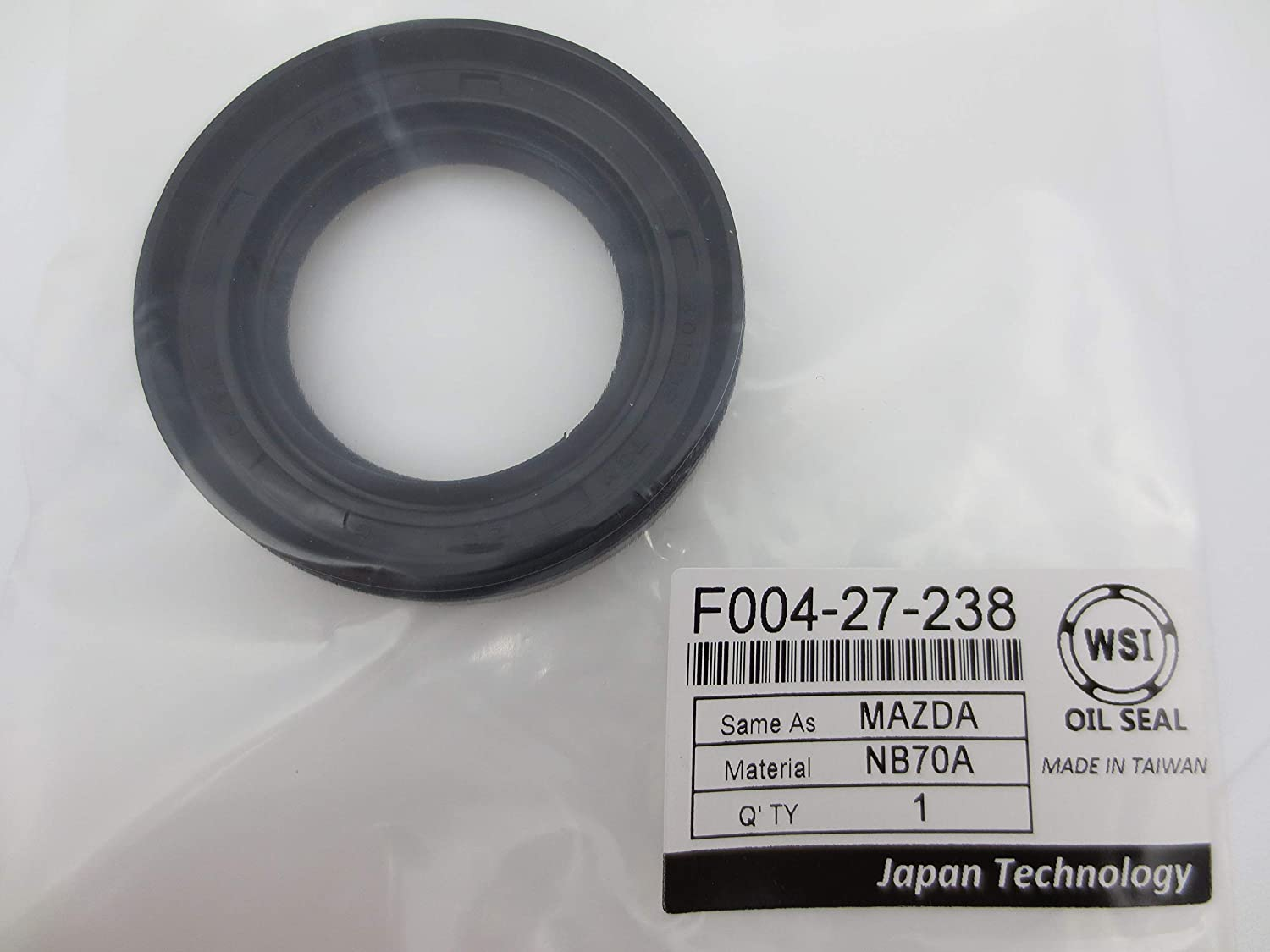 WSI F004-27-238 Shaft Seal National products half - differential Mazda for