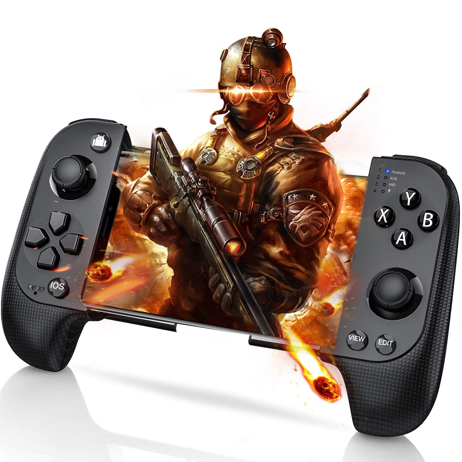 Wireless Controller Gamepad Andriod Bluetooth