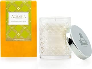 AGRARIA Lemon Verbena Perfume Candle, 3.4 Ounces