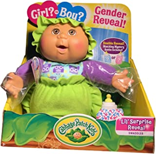 Cabbage Patch Kids New Lil' Surprise Gender Reveal Swaddler 9
