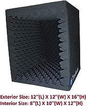 recording booth box