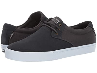 Lakai Daly (Charcoal Suede) Men