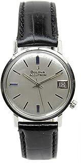 [ブローバ]BULOVA 腕時計 ヴィンテージ アキュトロン 音叉式 デイト メンズ M8[中古品] [並行輸入品]