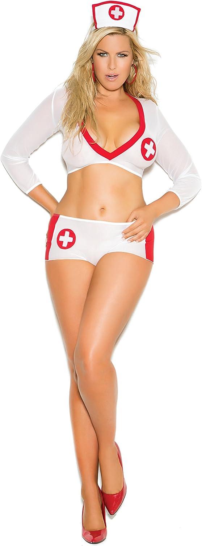 Zabeanco Sexy Women's Nurse Free shipping / New Role Play Luxury goods Bedroom Costume