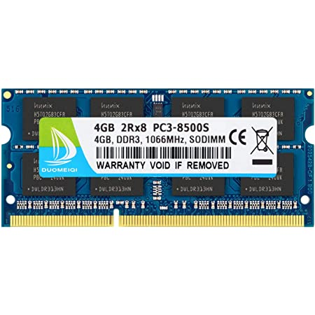 4GB DDR3-1066 RAM Memory Upgrade for The Acer Aspire AS5745G-5464G50Mnks PC3-8500
