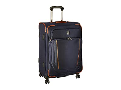 Travelpro 25 Crew Versapack Expandable Spinner Suiter (Patriot Blue) Luggage