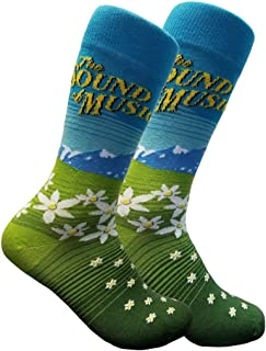 The Sound of Music Cotton Socks (Rodgers & Hammerstein)