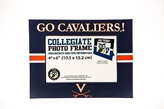 Collegiate Pulse Virginia Cavaliers NCAA PVC Photo Frame