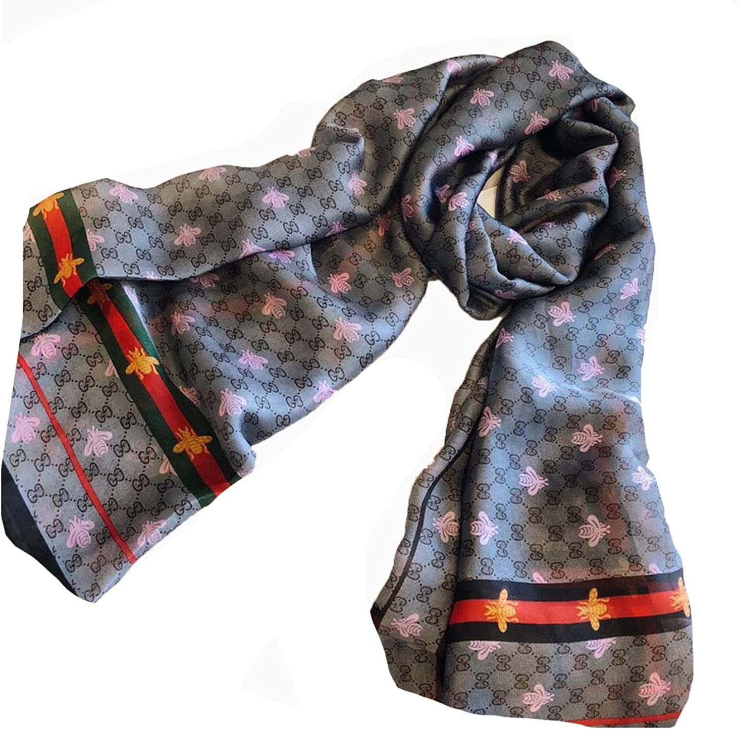 Women's and men's luxurious and fashionable warm cashmere scarf is a holiday gift suitable for all seasons scarves