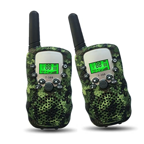Outdoor Toys For Kids 5 10 Year Old Joyfun Walkie Talkies Boys Long