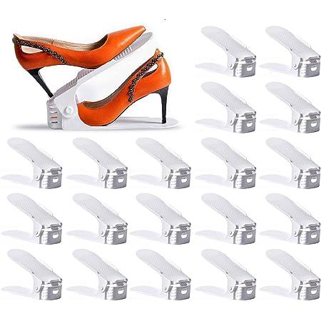 Acpop shoe slots organizer