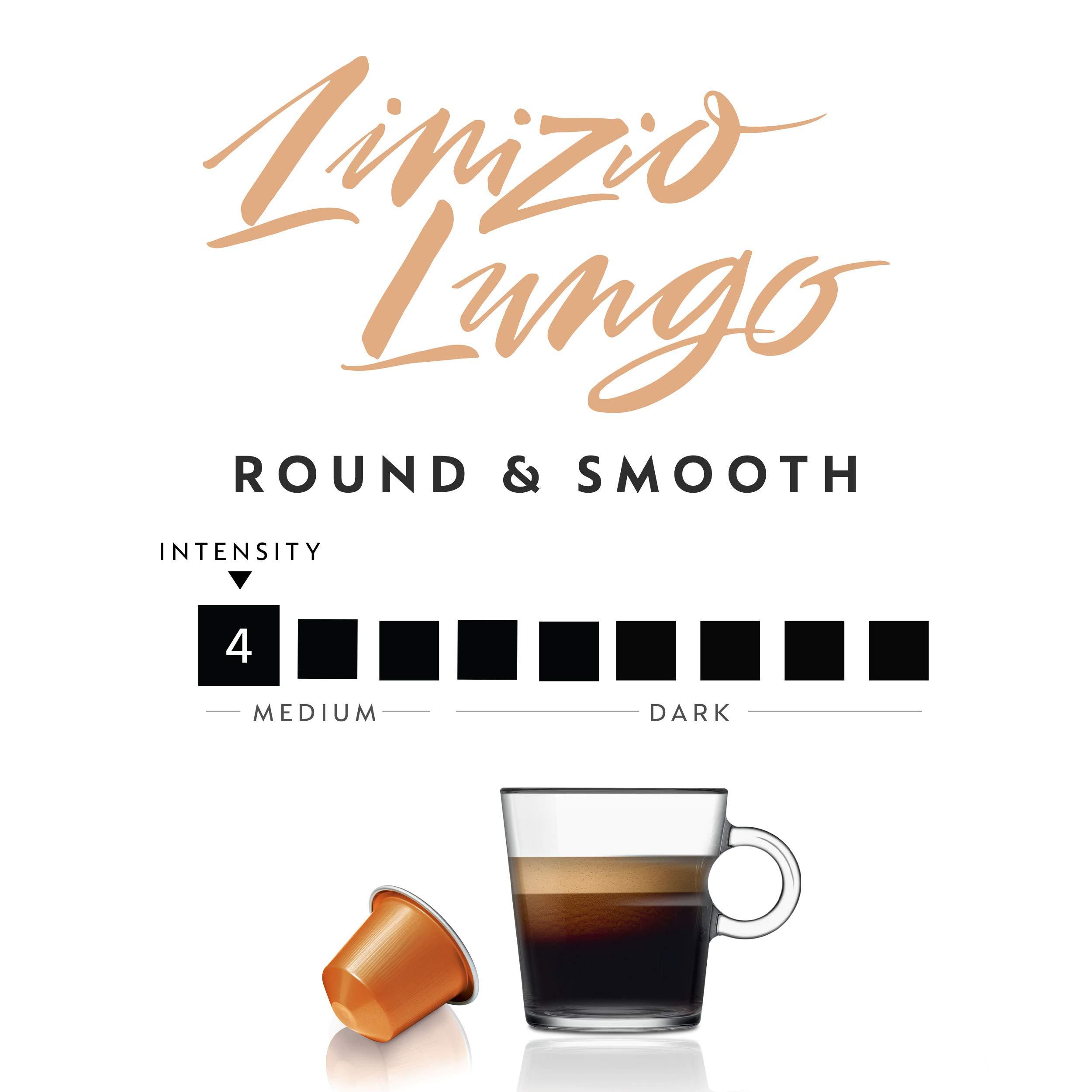 Linizio Lungo Best Nespresso Capsules