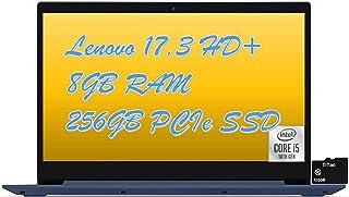 2021 Lenovo IdeaPad 3 17 17.3インチ HD+ アンチグレアディスプレイ ノートパソコン Intel Quad Core i5-1035G1 (i7-8550U) 8GB DDR4 RAM 256GB PCIe SSD...