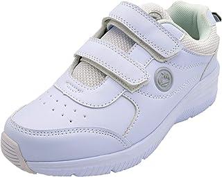 J´Hayber Chenal White - Zapatilla Deportiva con cuña y Cierre de Velcro