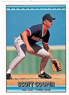 Scott Cooper (Baseball Card) 1992 Donruss # 570 Mint