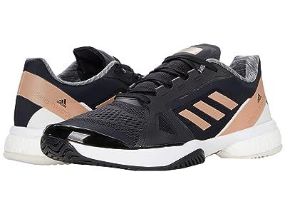 adidas aSMC Barricade Boost (Core Black/Copper Metallic/Orbit Grey) Women