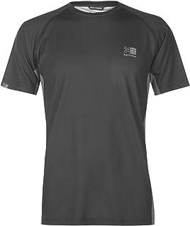 Karrimor Mens Aspen Technical T Shirt カリマー メンズ 半袖Tシャツ トレーニングウェア ランニングウェア 防水 通気性