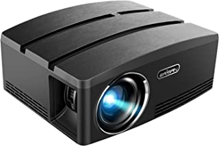 ERISAN Android 6.0 Built-in WiFi Bluetooth Projector 2000 Lumens (Warranty Included), Smart Video Beam, Portable Multimedi...