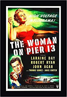 The Woman on Pier 13 by Hollywood Photo Archive 17