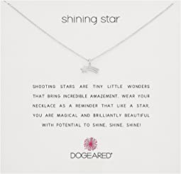 Dogeared - Shining Star Shooting Star Necklace