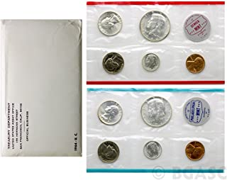 1964 uncirculated coin set value