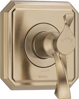 Brizo Virage: Tempassure Thermostatic Valve Only Trim Luxe Gold