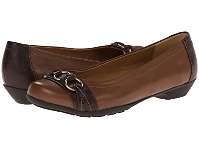 Comfortiva Posie Soft Spots (Tobacco Silk Sheep Ionic) Women