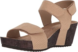 Walking Cradles Women's Theta Wedge Sandal