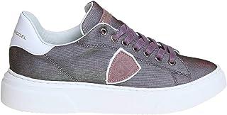 PHILIPPE MODEL Luxury Fashion Womens BGLDGX02 Purple Sneakers | Fall Winter 19
