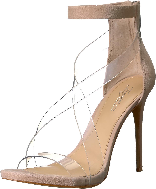 Imagine Vince Camuto Womens DEVIN4 Heeled Sandal
