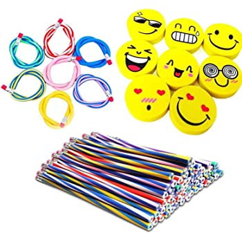 BOYS PARTY BAGS JIGSAW PENCIL ERASER SWEETS Toy CAR Birthday GIFT Wedding Favour