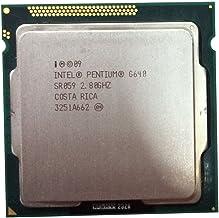 Intel Pentium Dual-Core G640 2.8 GHz 3 MB 2 Cores 1155 Processor