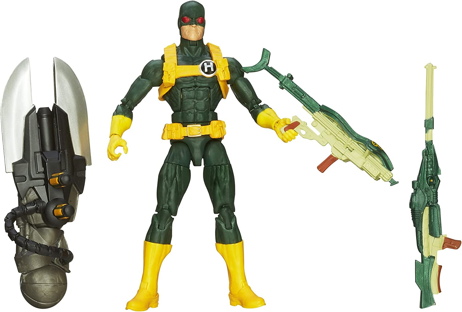 Captain America Marvel Legends Agents of Hydra 15 cm Action Figure Hydra Soldier