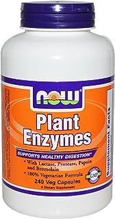 Now Foods, Plant Enzymes, 240 Veggie Caps
