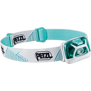PETZL, TIKKINA Headlamp, 250 Lumens, Standard Lighting