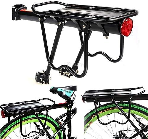 lowest Ancheer Rear Bag Pannier Rack Alloy Bike Bicycle Seat Post Frame Carrier outlet online sale new arrival Holder online