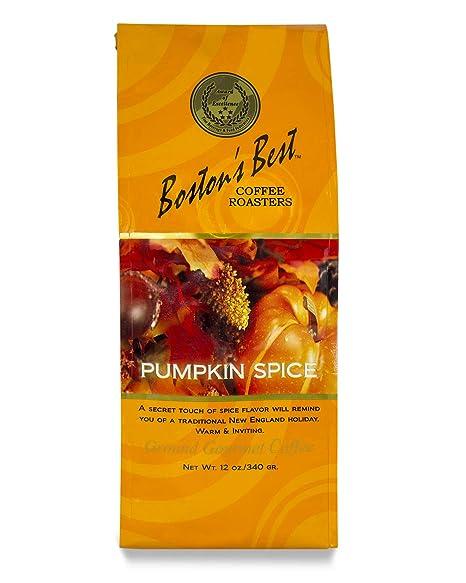 Boston's Best Coffee Roasters – Pumpkin Spice