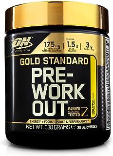 Optimum Nutrition ON Gold Standard Pre Workout en Polvo con