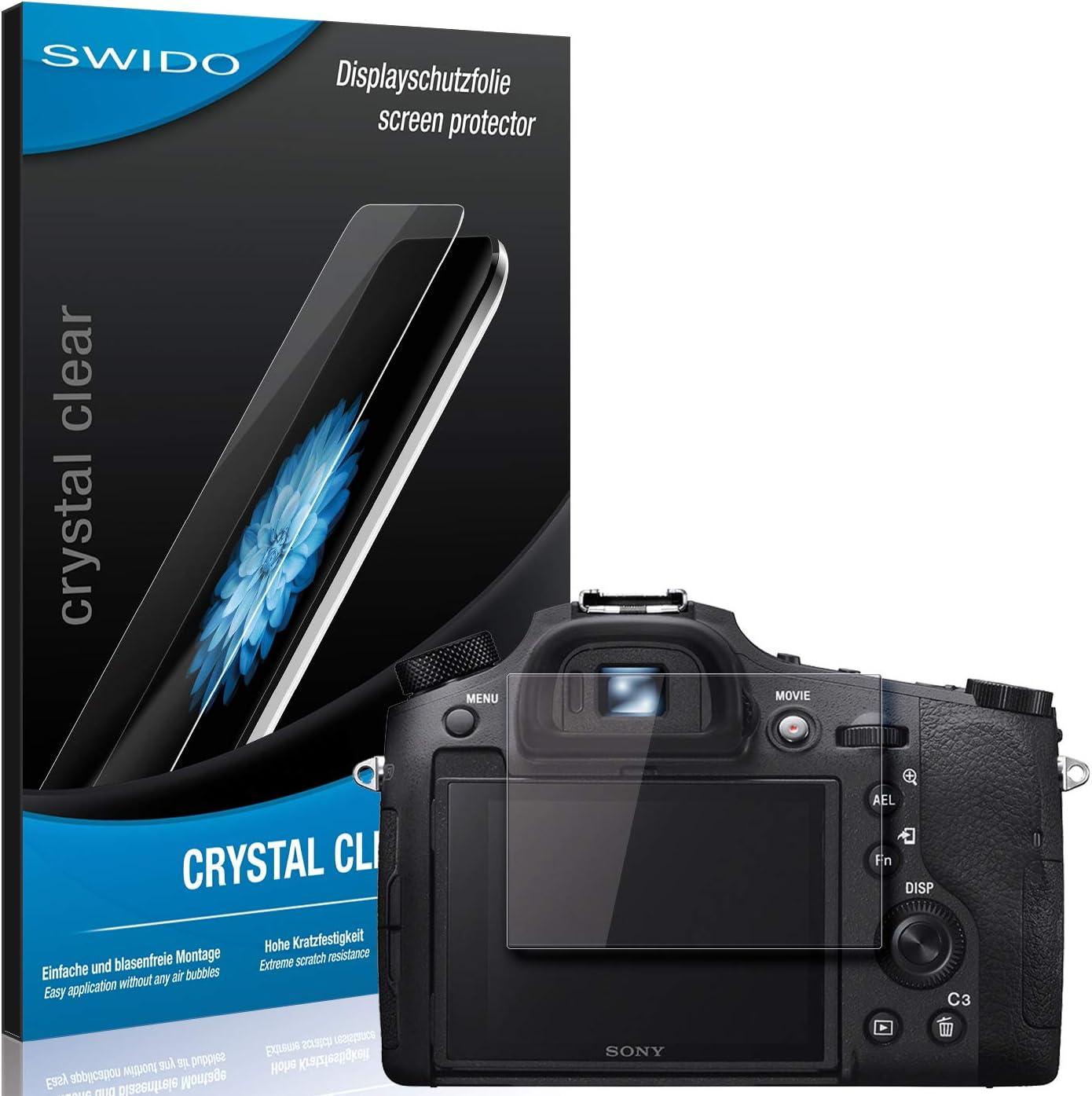 Swido Schutzfolie Für Sony Cybershot Dsc Rx10 Iv Elektronik