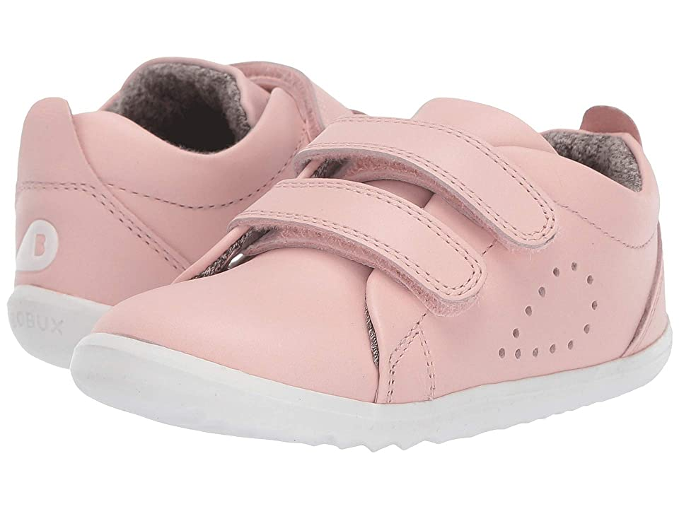 Bobux Kids Step Up Grass Court (Infant/Toddler) (Seashell Pink) Girl