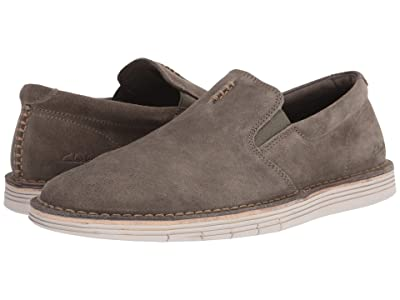 Clarks Forge Free (Olive Suede) Men