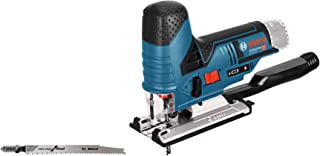 Sponsored Ad – Bosch Professional 06015A1001 GST 12 V-70-LI Cordless Jigsaw (Without Battery and Charger) - Carton