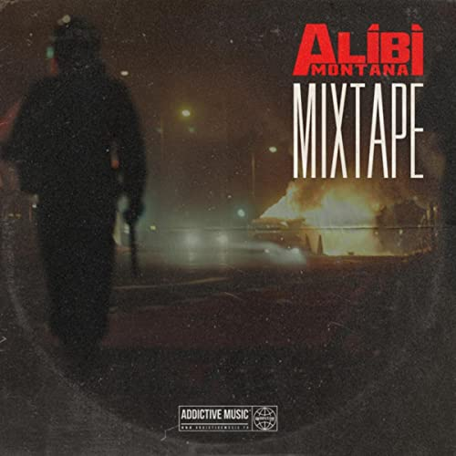 Cover Alibi Montana - Mixtape