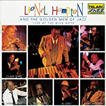 Lionel Hampton And The Golden Men Of Jazz: Live At The Blue Note