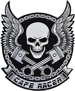 ecusson aile avion aviateur air force pilote biker motard moto usa aviateur us thermocollant 8,5x2,5cm patche badge
