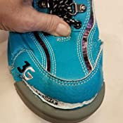 Teal//Purple Bowlerstore Products 3G Ladies Sport Ultra Bowling Shoes Right Hand