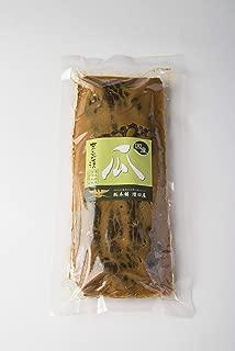 瓜 奈良漬 500g 奈良で作りました 徳島県産 うり 使用