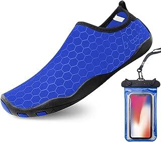 Bopika Water Shoes Barefoot Shoes Quick-Dry Aqua Shoes for Women Men