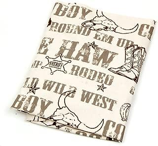 Glenna Jean Carson Fitted Sheet, Cowboy Print