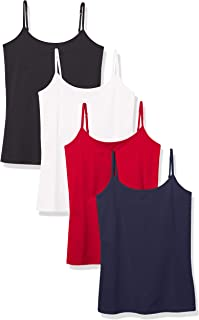 Women's 4-Pack Slim-Fit Camisole